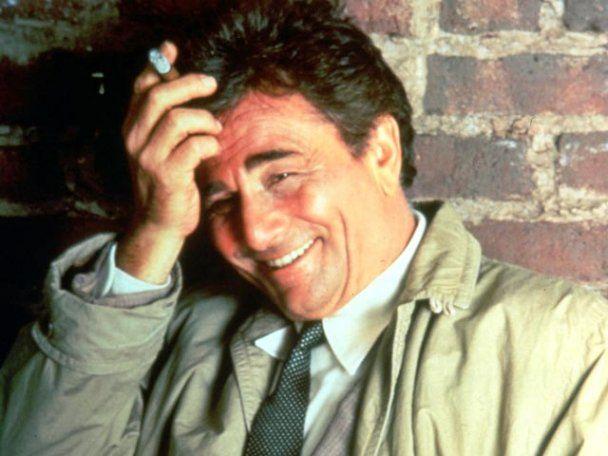 Помер актор, який зіграв лейтенанта Коломбо