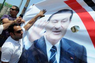 Хосні Мубарака судитимуть на манежі