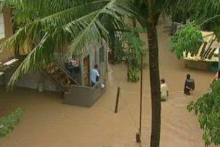 На Філіппінах через повені евакуйовано більше 50 тисяч людей