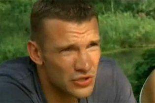 Андрій Шевченко не хоче зі своїх синів робити спортсменів