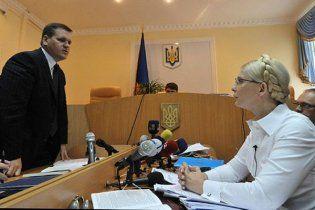 Литвин: процес над Тимошенко дискредитує суд