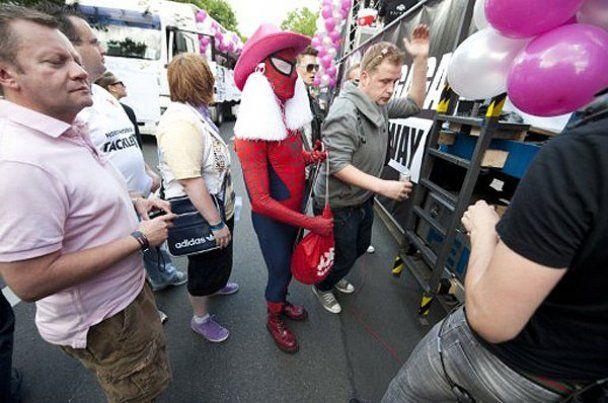 Щорічний гей-парад в Берліні