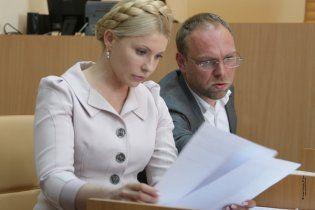 Тимошенко захотіла залучити ще одного адвоката