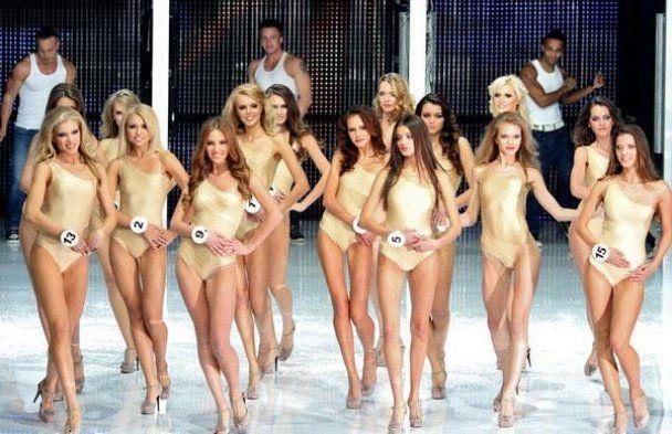 """Українка Олеся Стефанко нашила суконь до конкурсу """"Міс Всесвіт-2011"""""""