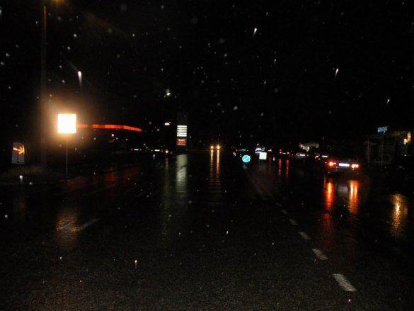 На Миколаївщині автомобіль ДАІ збив пішохода