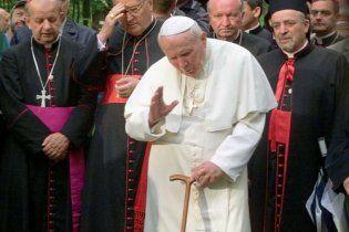 В Украину везут мощи папы Иоанна Павла II