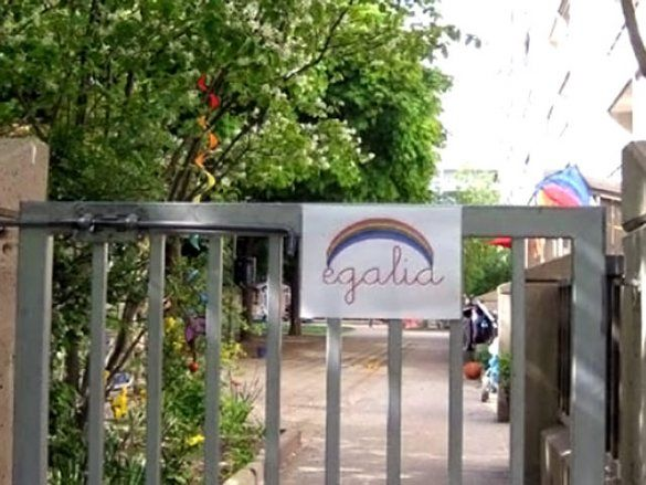Дитачий садок у Швеції