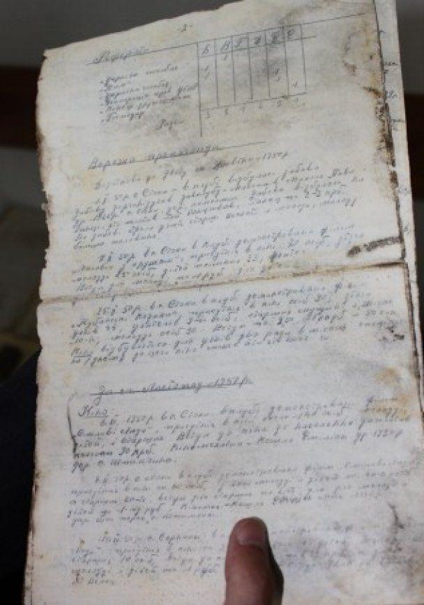 Под Львовом найдены уникальные деньги и документы повстанцев ОУН