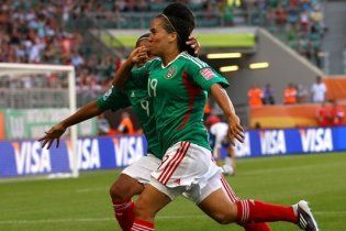 Мексиканка забила фантастичний гол на чемпіонаті світу (відео)