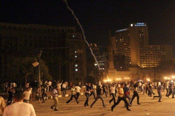 В Египте полиция разогнала масштабную демонстрацию, десятки раненых