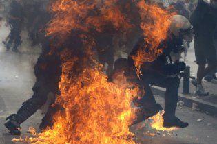 В Иордании произошли столкновения полиции и демонстрантов, есть раненые