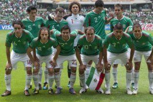 Восемь футболистов исключены из сборной Мексики за вечеринку с проститутками