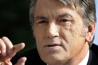 Ющенко считает не рыцарским делом идти на выборы по мажоритарке