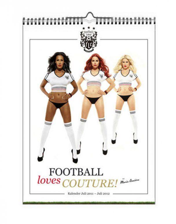 Німкеня створила еротичний календар до Євро-2012