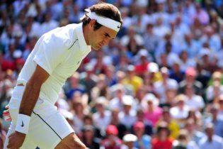 Федерер сенсаційно вилетів з Rogers Cup