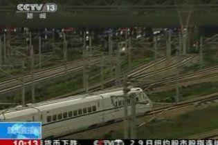 В Китае запущен высокоскоростной поезд из Пекина в Шанхай