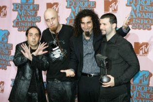 """""""System of a down"""" представить Вірменію на """"Євробаченні-2012"""""""
