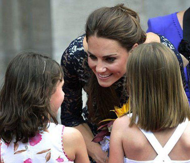 В Канаде встретили принца Уильяма и Кейт Миддлтон