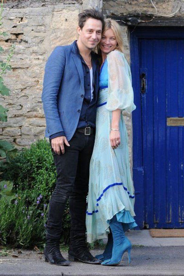 Кейт Мосс відрепетирувала весілля
