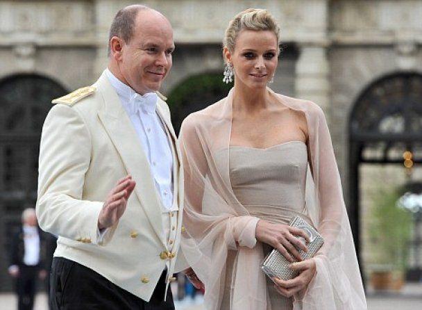 Князь Монако женился на олимпийской чемпионке из Африки