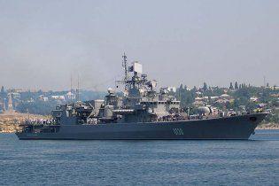 У Севастополі відзначають День флоту, кораблі ВМС вийшли на парад