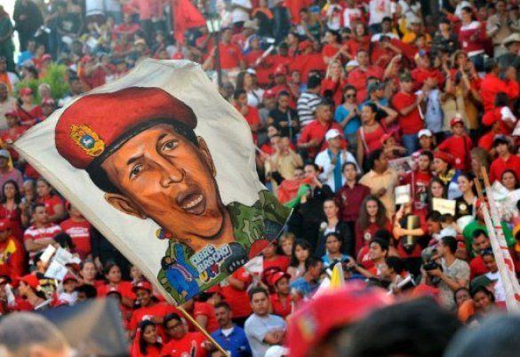 200-річчя Венесуели, Уго Чавес_5