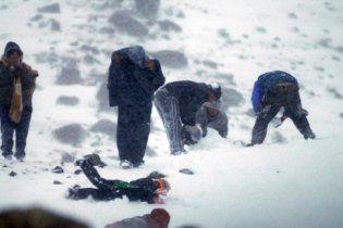Жертвами сильних морозів у Болівії стали 35 людей