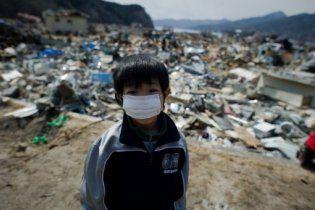 У половины детей из Фукусимы в организме нашли радиоактивные вещества