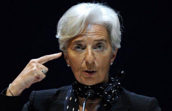 Крістін Лагард, глава МВФ_1