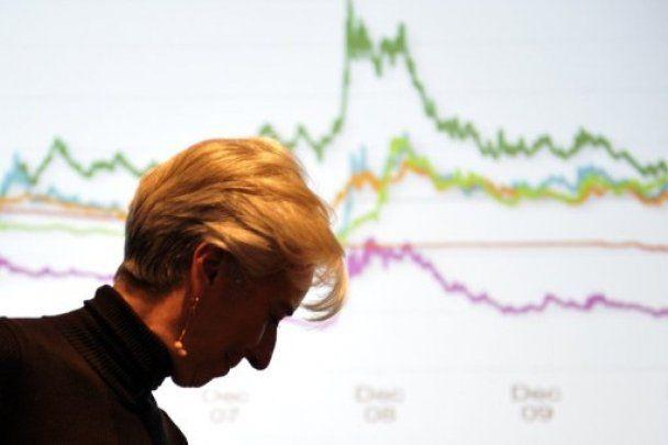 Кристин Лагард заступила на пост главы МВФ