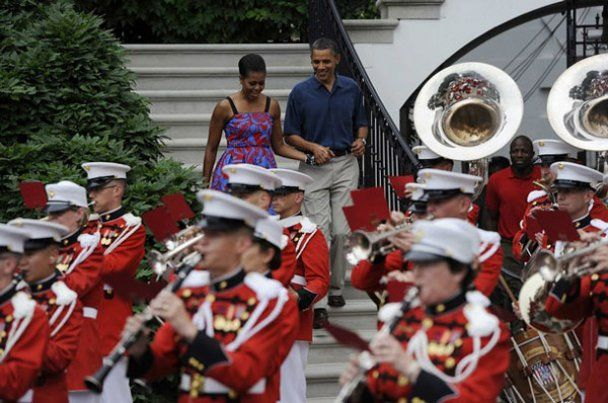 235-ю годовщину независимости США отметили фейерверками