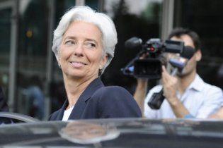 Новообрану главу МВФ підозрюють у перевищенні службових повноважень
