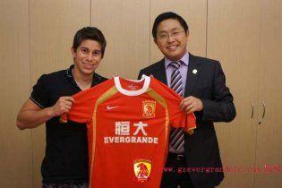 Бразильский футболист будет получать в Китае 15 миллионов долларов в год