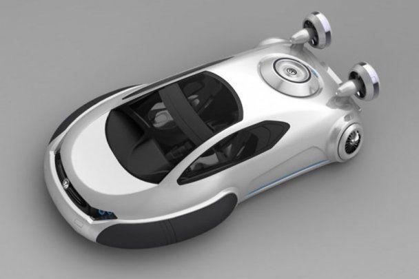 Volkswagen создал автомобиль будущего