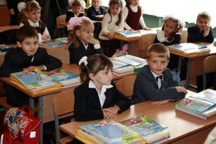В початковій школі урізано викладання української мови