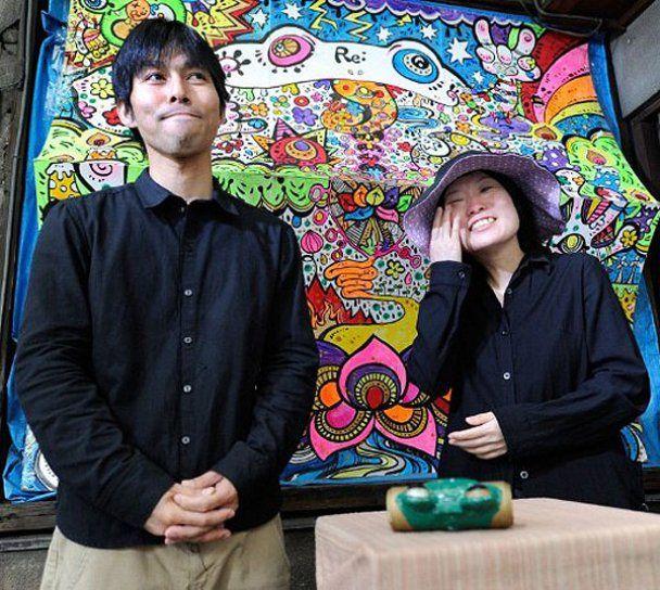 Розлучення по-японські: розбиті кільця та фуршет