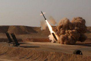 Іран провів випробування нової ракети, втричі швидшої за звук