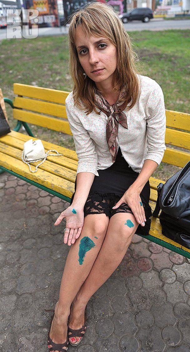 Валерій Меладзе напав і повалив журналістку прямо на вулиці