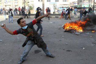 У єгипетському Суеці сталися зіткнення демонстрантів з поліцією
