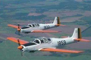 Два літаки ВПС Бразилії зіткнулися у повітрі, 4 людини загинули