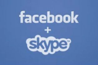Facebook і Skype запустили відеочат