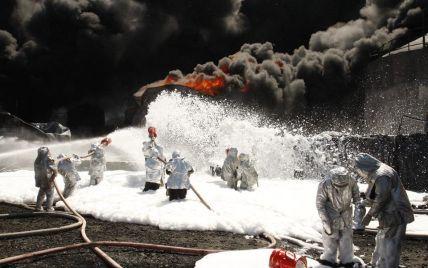 Яценюк поручил провести всеукраинские учения по пожаротушению