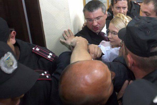 Тимошенко розповіла, за що її заарештували