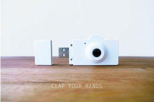 Китайские ученые создали камеру размером с флешку