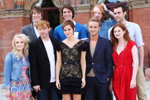 """Емма Ватсон оплакала """"Гаррі Поттера-2"""""""