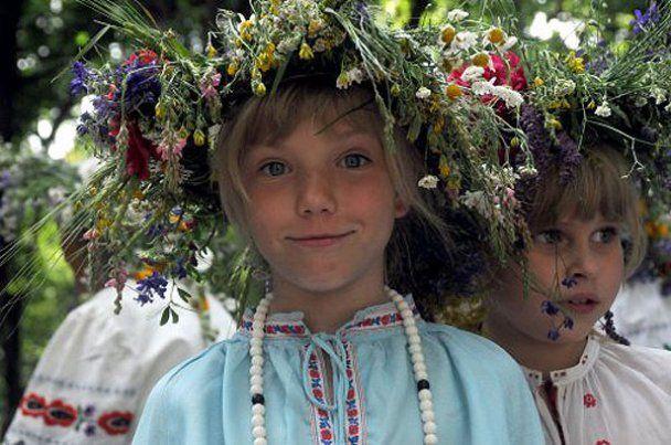 Ніч святкування на Івана Купала в Україні