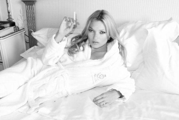 Кейт Мосс зайнялась здоров'ям, щоб швидше завагітніти