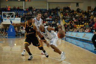 Українські баскетбольні клуби дізналися суперників у єврокубках