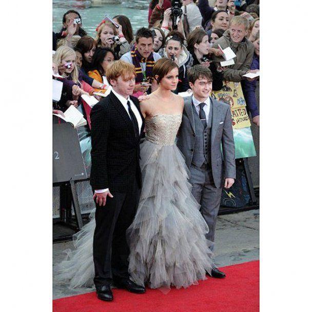"""В Лондоні показали останнього """"Гаррі Поттера"""""""