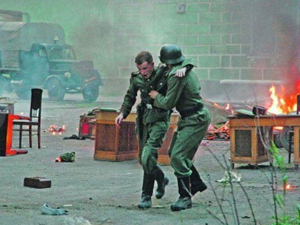"""На зйомках """"Матчу смерті"""" у Харкові прогримів вибух"""